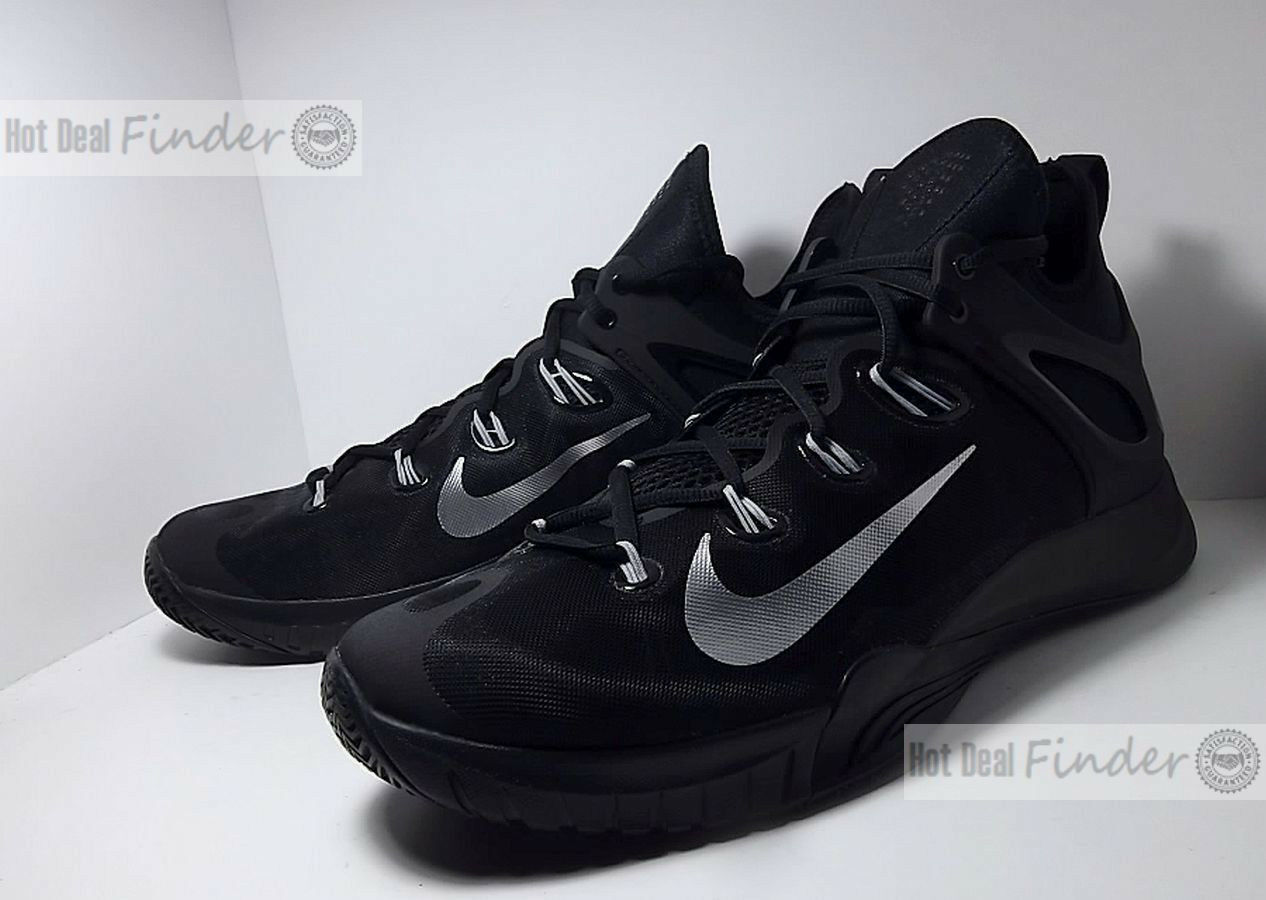 NEW NIKE ZOOM = SIZE 13 = HYPERREV MEN'S BASKETBALL SHOES 705370-001
