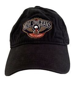 NBA New Orleans Hornets Pelicans Strapback Basketball Cap Hat Louisiana Zion VGC