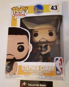 Stephen Curry NBA Golden State Warriors POP Basket #43 Vinyl figurine Funko