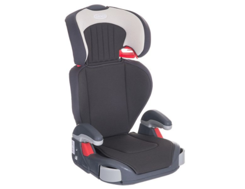 NEW GRACO JUNIOR HIGH BACK BOOSTER CAR SEAT GROUP 2 3 WITHOUT HARNESS DOVE
