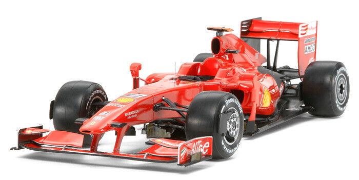 20059 tamiya 1   20 ferrari f60 f1 grand prix 2009 formel - 1 - modell