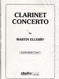 100% De Qualité Ellerby Concerto Clarinette-afficher Le Titre D'origine