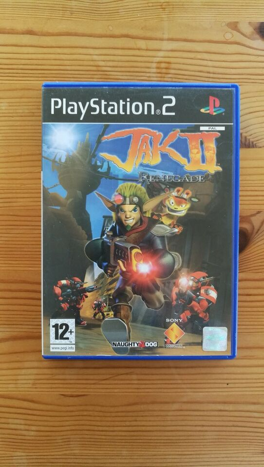 Jak and Daxter-serien, PS2
