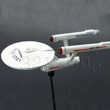 Miniatur Star Trek USS Enterprise NCC-1701 Modell von F-Toys Maßstab 1:2500 Kirk