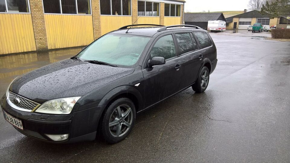Ford Mondeo, 2,5 V6 170 Trend stc., Benzin