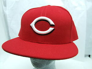 Image is loading New-Era-59-50-Cincinnati-Reds-Fitted-Baseball- 46f4053f39d3