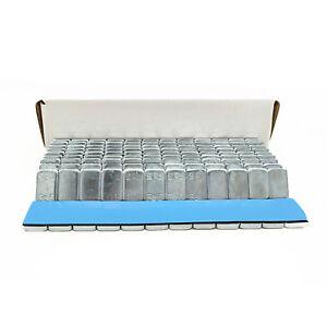 6Kg Klebegewichte 100 Riegel 60g (12x5g) Alufelgen Kleberiegel Auswuchtgewichte