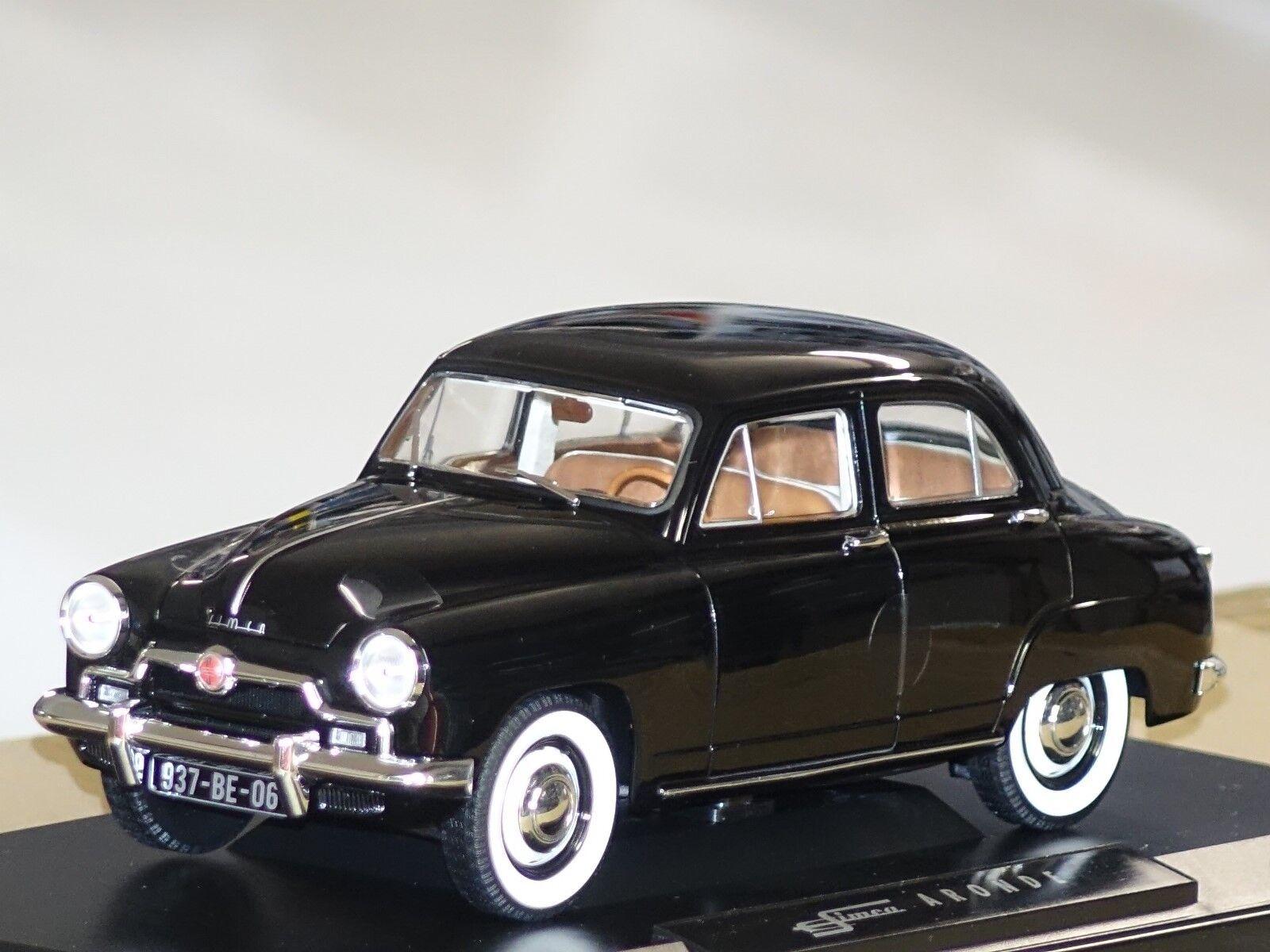 Simca Aronde 1951 noir 1 18 NOREV 185740 NOUVEAU & NEUF dans sa boîte