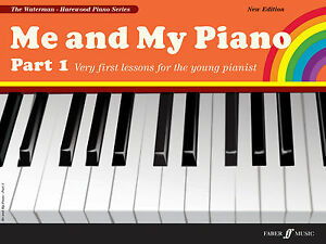 Details about Me And My Piano Keyboard Part 1 Piano Keyboard Solo Play  SONGS FABER Music BOOK