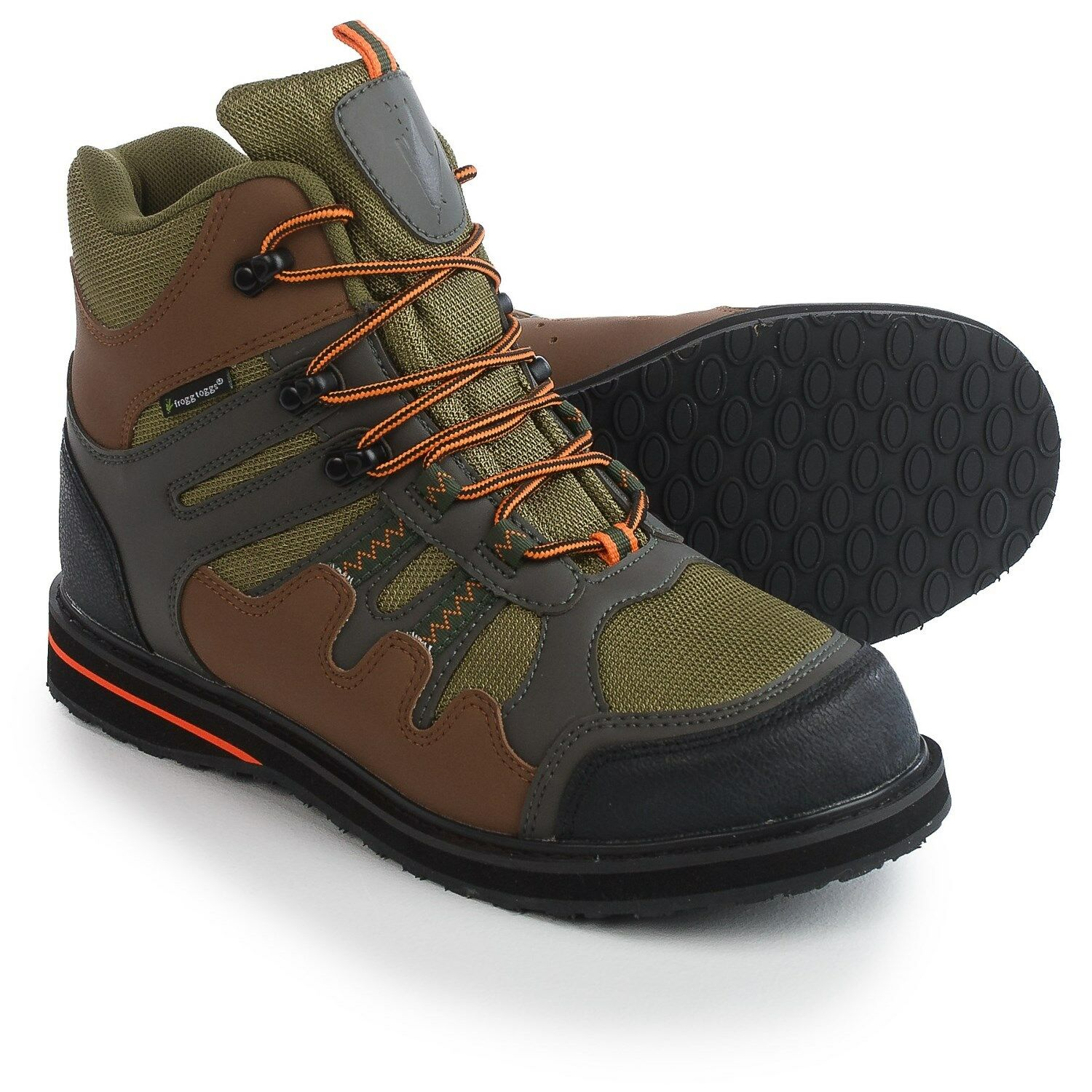 Frogg Toggs Anura Guide Wading Boots   shoes  - Men's Sizes 9 - 12 - Rubber Sole  save up to 30-50% off