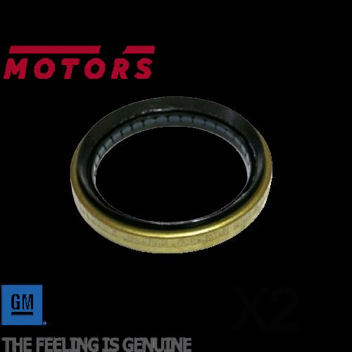 NEW Genuine GM Holden RG Colorado 2012-2016 | X2 Front Hub Seals |  98036594