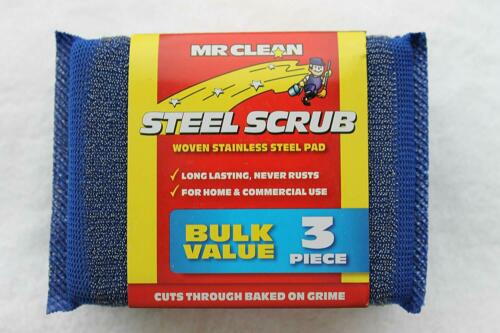 Mr Clean TUFF Mate Acero Scrub