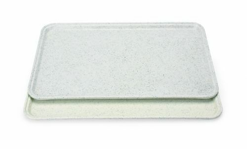GN1//2 32,5x26,5 cm Farben wählbar Polyester gepunktet Tablett Serviertablett