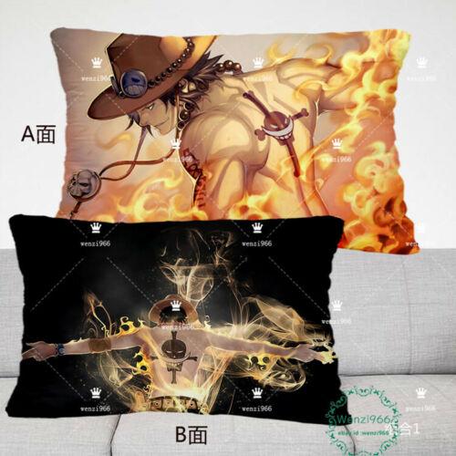 Pillow Case Hugging Anime One Piece Cover Otaku Dakimakura Gift 35×55cm #X61