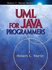 UML for Java(TM) Programmers (Robert C. Martin Series)