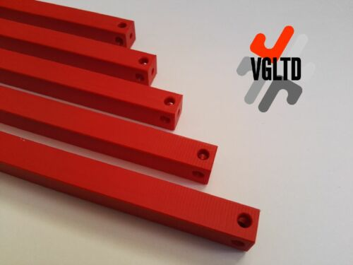 IDEAL Guillotine Cutting Sticks 3915 3905 3900  453x14x14mm 5 Pack