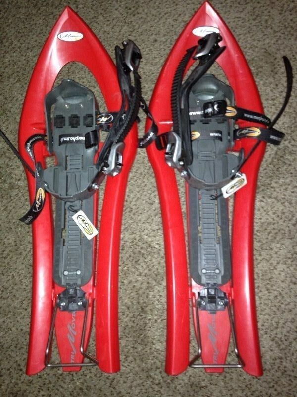 Morpho snowshoes SUPER  TRIMOV'ALP ORIGINAL  come to choose your own sports style