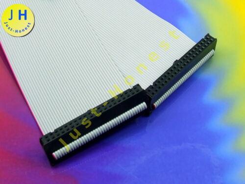IDC Verbindungskabel 40 polig 2.54mm Flachbandkabel Kabel Cable Ribbon