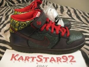 info for 641e6 7e504 Details about Authentic Nike Dunk SB mid SPoT Moat 9.5 314381 321