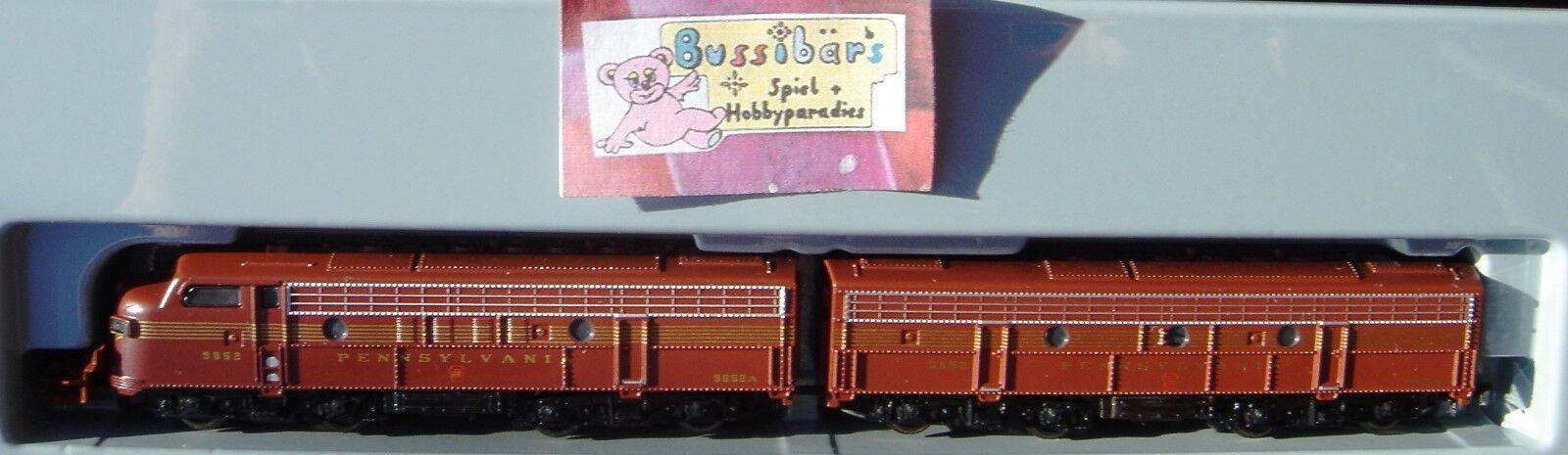 Z 88605 Diesel locomotiva elettrica come unità DOPPIO-NUOVO -