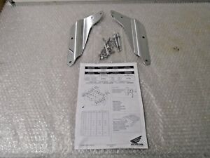 Honda-VT125C-2000-2006-Genuine-Backrest-Stay-Brackets-New-RRP-98-08F75KGB801