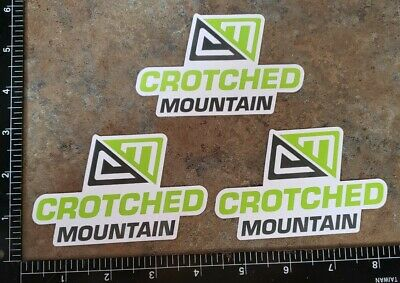 WATERVILLE VALLY SKI AREA  STICKER /& MAGNET 2 ITEMS mint condition