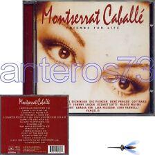 MONTSERRAT CABALLE RARE CD - JOHNNY HALLYDAY VANGELIS FREDDIE MERCURY MASINI