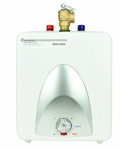 Chronomite Cmt 1 3 Cmt Series Point Of Use Mini Tank Hot