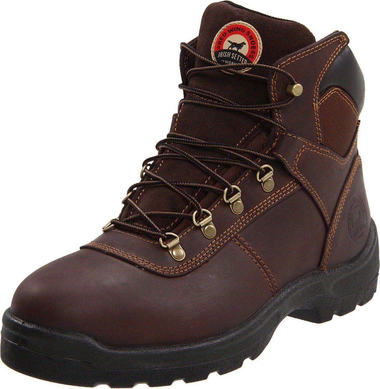 Irish Setter  Mens 6  83607 Work Boot Brown All Sizes  designer online