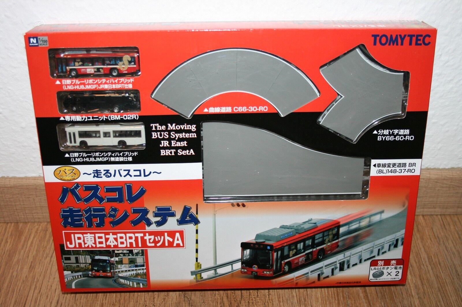 Tomytec (975417) Bus-System, 1 x Bus motorisiert Set A NEU OVP  | Attraktiv Und Langlebig
