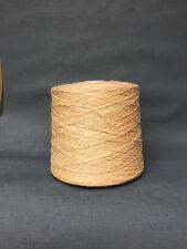 Filati di qualità CONO 2 PLY 50% / 50% LINO / COTONE Sligo colore 1000g 20 Palle
