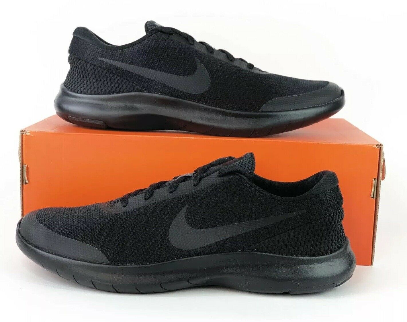 Nike Flex Experience RN 7 Running shoes Black Anthracite 908985-002 Sz 11.5