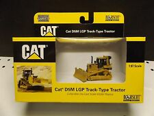 Cat D5M LGP Track-Type Tractor, 1/87 diecast by NORSCOT (8144)