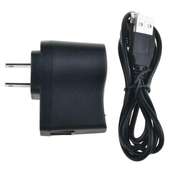1 A Ac Accueil Mur Power Chargeur/adaptateur Cordon Pour Samsung Hmx-f90 Bp Hmx-f90 Bn Sn-r Cord For Samsung Hmx-f90 Bp Hmx-f90 Bn Sn