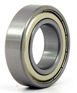 15mm Outside 42mm Width 13mm SMR6302-2RS Stainless Steel Ball Bearing Bore Dia