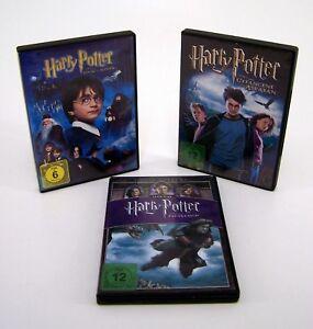 Harry Potter 4 Dvd S Verschiedene Filme Fsk Ab 6 12 Jahren Ebay