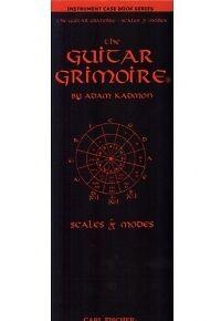Guitar Grimoire Casebook 1 Scales & Modes Kadmon