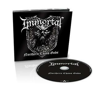 Immortal-Northern-Chaos-Gods-Limited-Deluxe-CD-Sent-Sameday