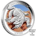 2014 Australian Megafauna - Megalania - 1oz Silver Proof Australian Coin