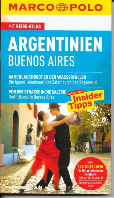 Argentinien Buenos Aires Marco Polo Reiseführer Wasserfälle Graffitikunst