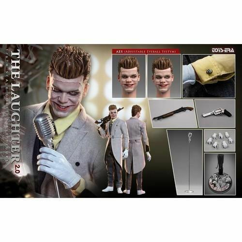 1 6 Gotham The Laughter Joker Jerome Valeska Ver. 2.0 Figure Toys Era TE028