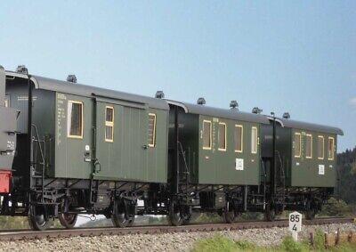 Disciplinato Km1 Traccia 1 Drg Vagone Ferrovia Locale Set Con Per Bagagli Db Nem Märklin Kiss
