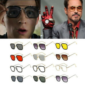 EDITH-Tony-Stark-Sunglasses-Men-Robert-Downey-Summer-Square-Avengers-Iron-Man