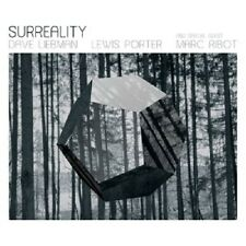 DAVE LIEBMAN/LEWIS PORTER (FEAT.MARC RIBOT) - SURREALITY  CD  JAZZ  NEU