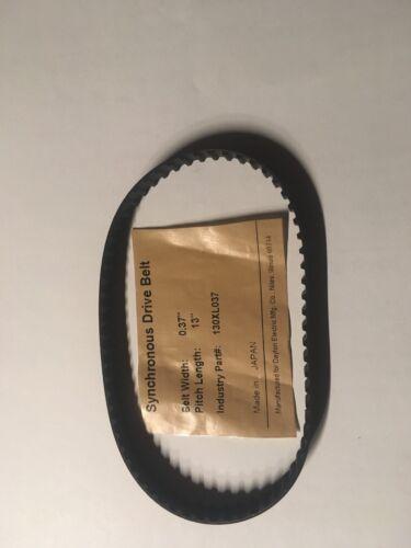 7 in x 10 in Precision Mini Metal Lathe drive belt.