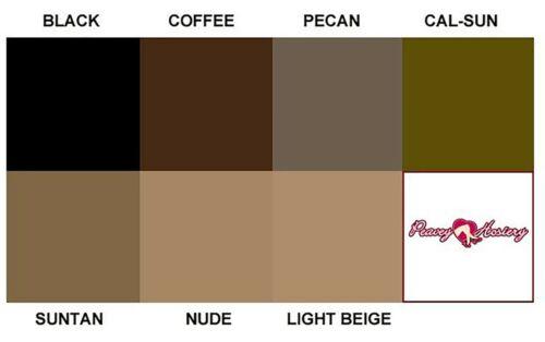 TAMARA /& PEAVEY PANTYHOSE Hooters WingHouse Uniform Hosiery Sizes A B C D Q 2XL