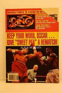 The-Ring-Magazine-August-1997-John-Henry-Holyfield-Tyson