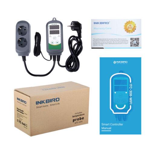 Inkbird  Digital Thermostat Wifi Temperature Controller ITC-308 EU 230V APP 10A