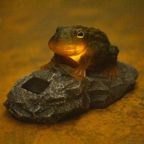 Solar Betrieben Tiere LED Garten Verzierungen Aufleuchtend Kreaturen Dekor
