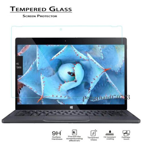 For Dell XPS 12 9250 Tablet 9H HD Tempered Glass Screen Protector Guard Film